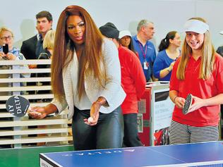 Table tennis and tennis are the same, so says UP public service