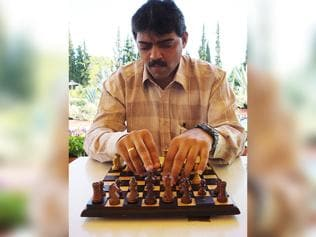 Algorithms, a documentary on blind chess players in India