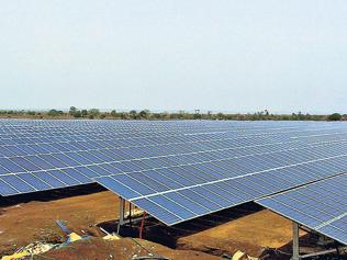 MP aims to quintuple solar power generation in next 2 years