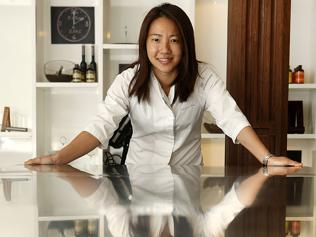 Dessert masterclass: Learn from pastry chef Janice Wong