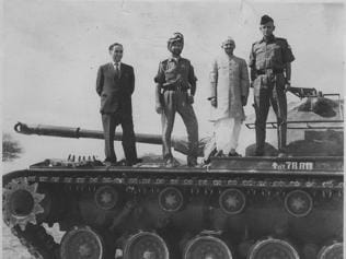Indo-Pak war: Snatching a draw from the jaws of victory in 1965