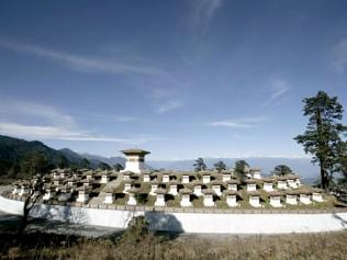 Mountain Echoes: Discovering Bhutan