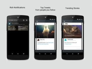 Twitter launches Highlights, promises easy access to better content