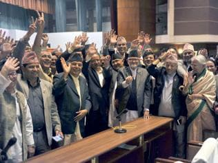 Nepal assembly endorses new constitution with majority vote