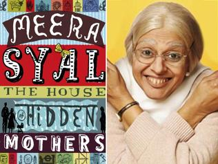 Ummi from The Kumars at No.42 has a new book: And it's serious stuff