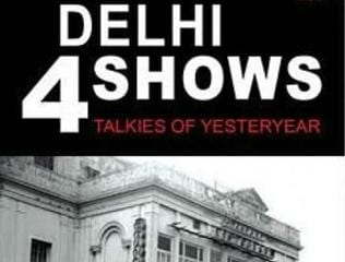 Book on Delhi's journey from single screen cinema to multiplex