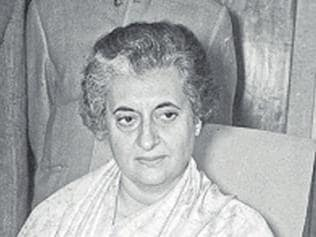 A missing but not closed chapter in the life of Indira