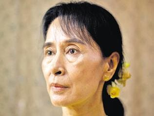 Suu Kyi: There isn't another quite like the brave girl of Burma