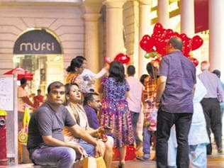 Coming soon to Connaught Place: Car-free zone, night shopping