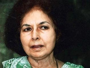 Nehru's niece returns Akademi award, slams 'dangerous Hindutva'