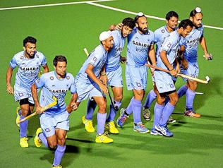 Indian men's hockey team lose series opener to New Zealand