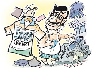 Brand 'India Cricket' set rolling at home