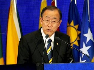 Ban Ki-moon shocked by bribery charges against former UNGA chief