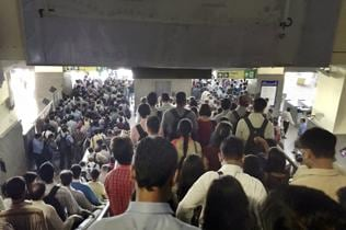 Plans to decongest entry, exit points at stations hit space constraints