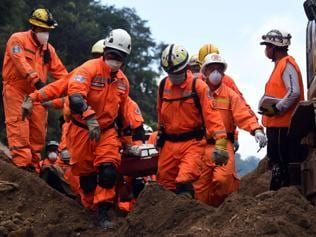 Guatemala landslide death toll reaches 161, rain hits rescue ops