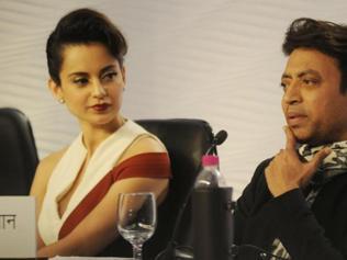 Kangana Ranaut, Irrfan Khan to work in Begum Akhtar biopic?