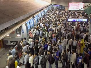Delhi Metro: Steep rise in ridership beats network expansion