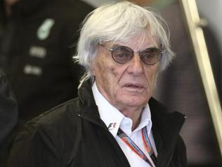 Formula One could be sold this year: CEO Bernie Ecclestone