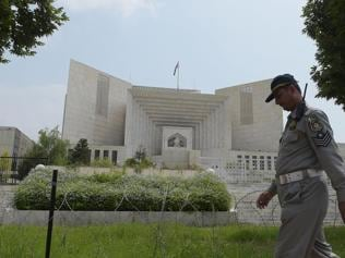 Pak Supreme Court upholds death sentence for Taseer's assassin