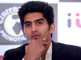 Vijender's pro debut opponent promises to put him 'through hell'