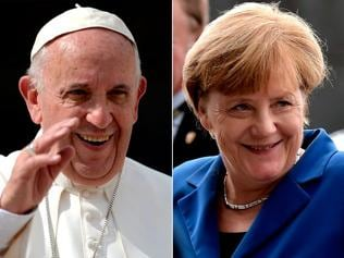 From Merkel to the Pope: the favourites for the Nobel Peace Prize