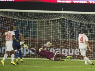 ISL: Delhi Dynamos notch first win, edge Chennaiyin FC 1-0 at home