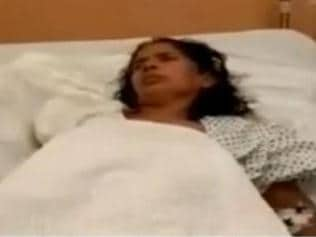 'Indian maid's hand chopped off by employer in Saudi'