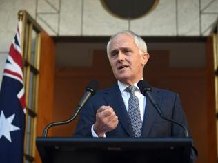 Leave Australia if our values are 'unpalatable', says PM Turnbull