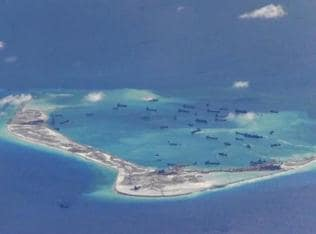 Won't allow violation of territorial waters, says China