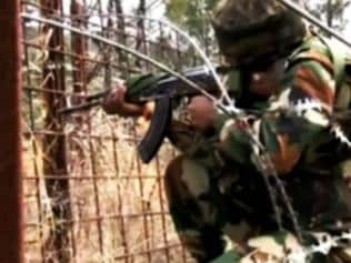J-K: Encounter on between militants and security forces