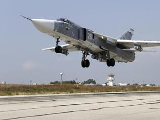 300 IS militants killed in Syria during intense raids: Russia