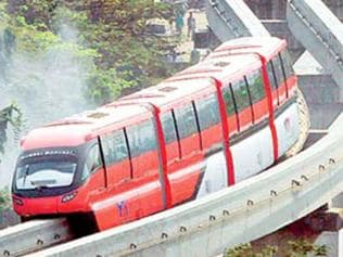 Ranchi may take monorail ride by 2019