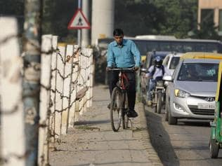Hope Delhi will wake up on its first car-free day and feel different