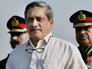 Pakistan Army brutally treating people in PoK: Manohar Parrikar