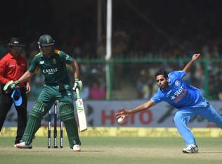 India vs SA: India bowlers search for calm at the death