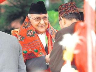 Engage PM Oli, keep pressure up: Delhi's Nepal approach