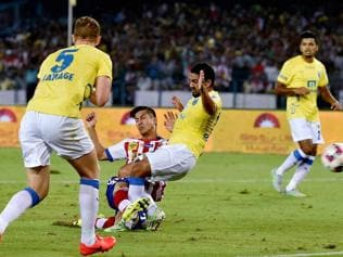 Atletico de Kolkata beat Kerala Blasters on home turf