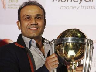 Fearless Virender Sehwag: How he made batting look easy