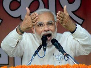 'Bihari vs bahri': Is Sonia an outsider too, Modi asks Nitish