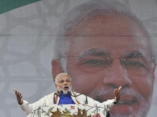 Few takers for PM Modi's development mantra in Kashmir