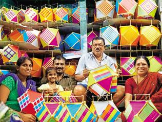 Meet the people who make Diwali happen for you
