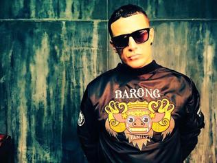 DJ Snake? No, he wants to be called DJ butter chicken