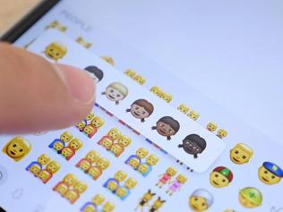 Don't pretend that emojis are a language; signs can't replace words