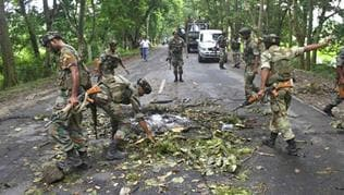 Nagaland govt's silence over Assam Rifles notice is unacceptable