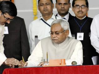 Man of the moment Nitish Kumar: Master tactician, tough opponent