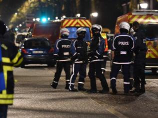 Gunshots fired, hostages taken in northern French town of Roubaix