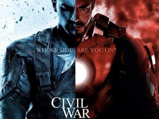 It's Captain America vs Iron Man in Civil War's first trailer