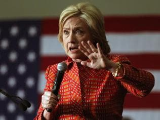 Saying 'illegal immigrants' was poor word choice: Clinton