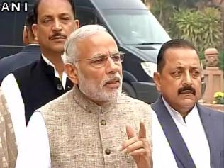 Winter Session of Parliament: PM Modi says govt ready for debates