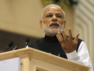 Let's uphold the ideals and values of our Constitution: PM Modi